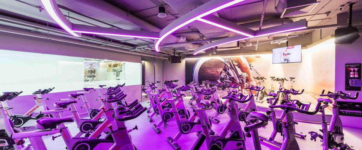 Fitness First CentralPlaza Bangna Cycling Studio
