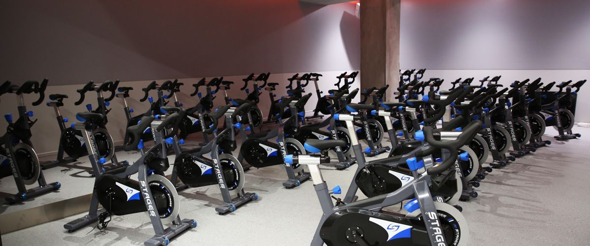 Fitness First CentralPlaza Rama 2 Cycling Studio
