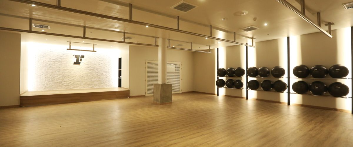Fitness First CentralPlaza Rama 2 Yoga Studio