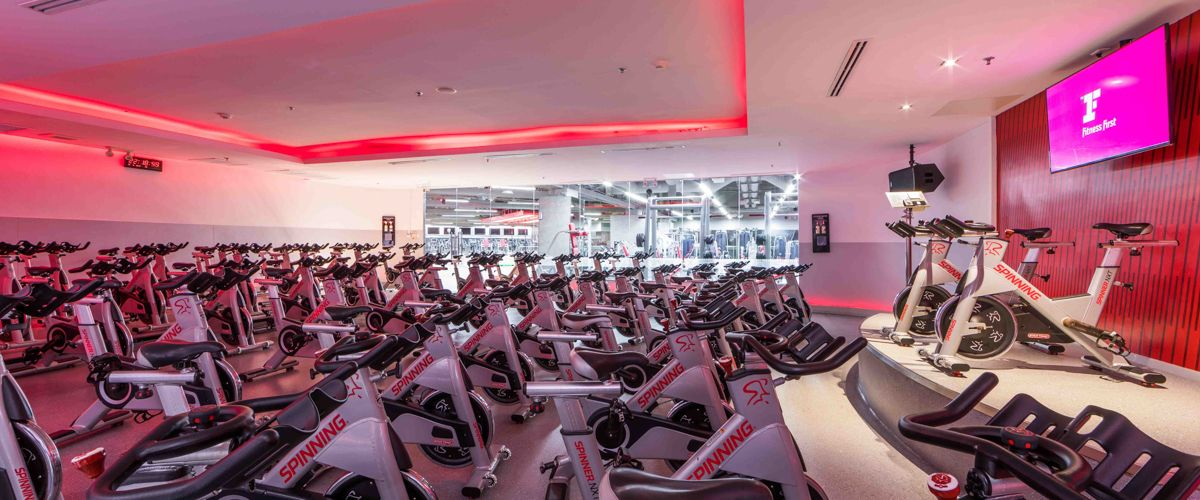 Fitness First Future Park Rangsit Cycling Studio