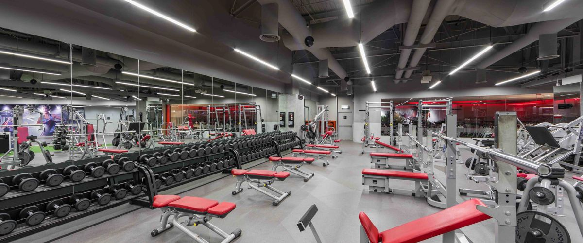 Fitness First Future Park Rangsit Weight Area
