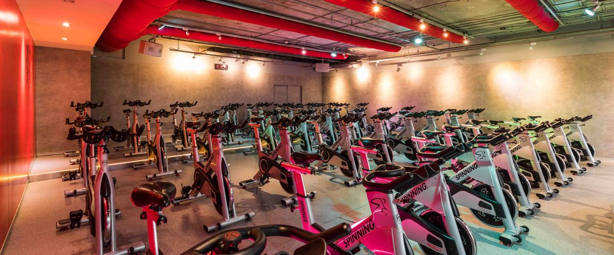 Fitness First Platinum Siam Paragon Cycling Studio