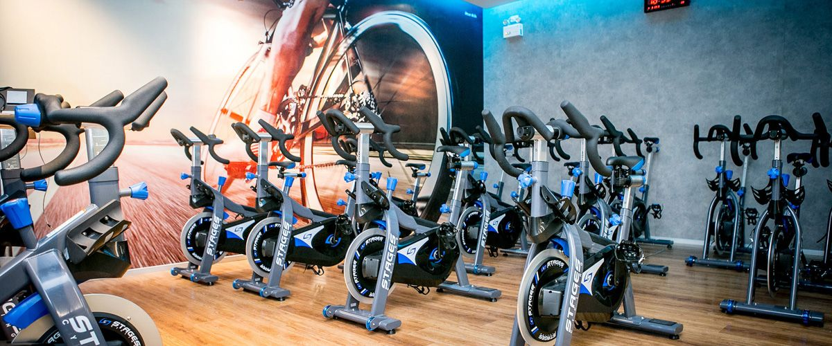 Fitness First Central Festival Hatyai Cycling Studio