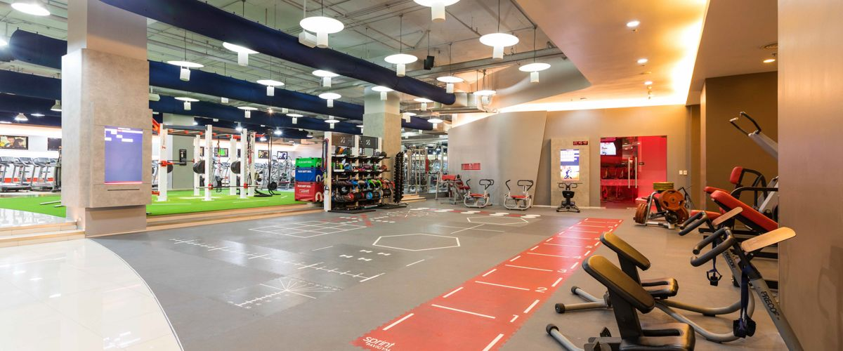 Fitness First CentralPlaza Chaengwattana Freestyle Area