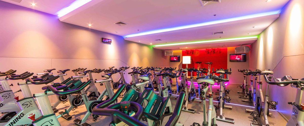 Fitness First CentralPlaza Udonthani Cycling Studio