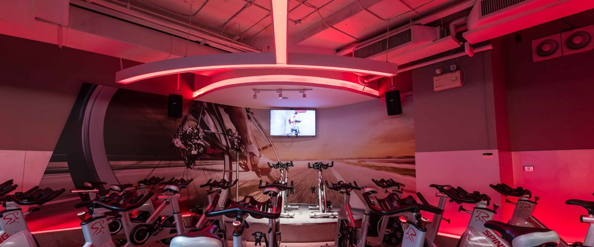 Fitness First Club 39 Cycling Studio