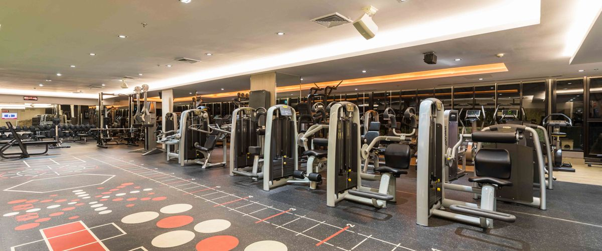 Fitness First Club 39 Machine Area