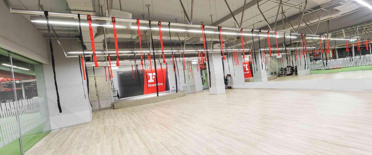 Fitness First Platinum Aia Capital Center Gx Studio