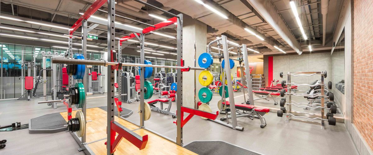 Fitness First Platinum Aia Capital Center Lift Zone