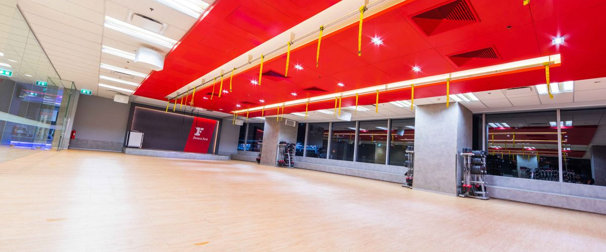 Fitness First Platinum Sathorn Square Gx Studio