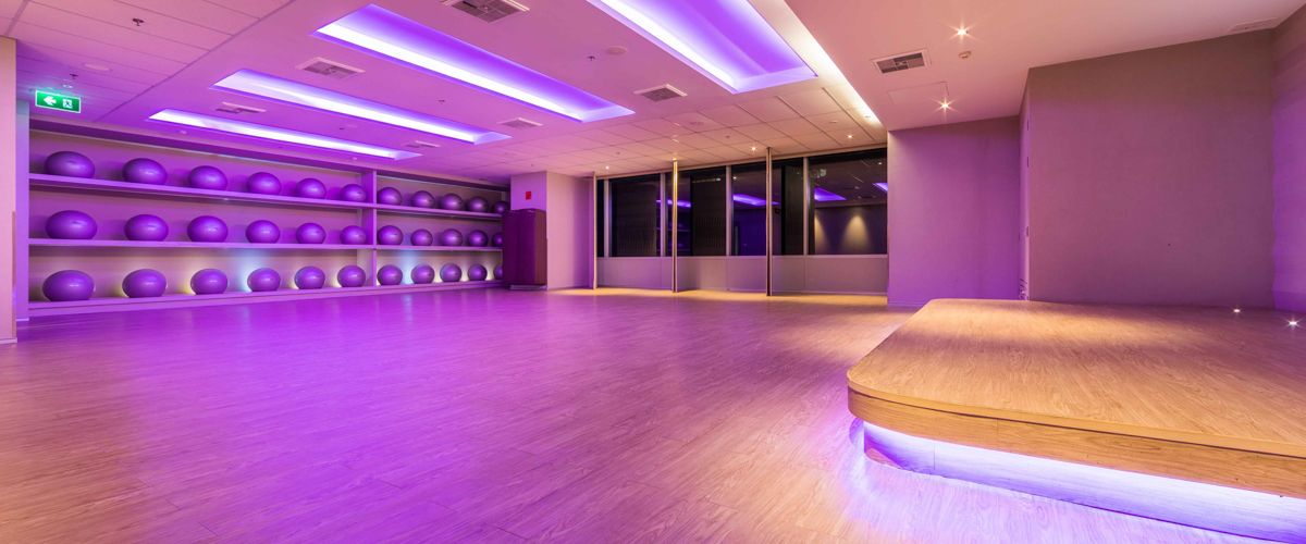 Fitness First Platinum Sathorn Square Yoga Studio
