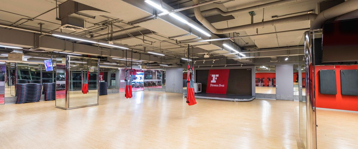 Fitness First Platinum Siam Paragon Gx Studio