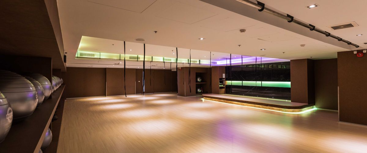 Fitness First Platinum Siam Paragon Yoga Studio
