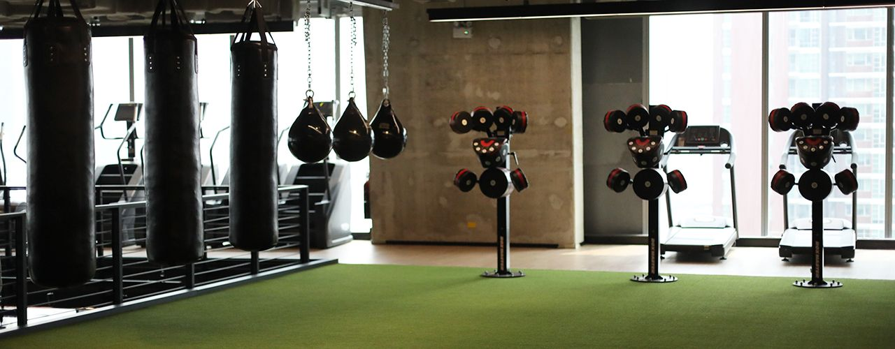 Fitness First Platinum T One Building Boxing Zone