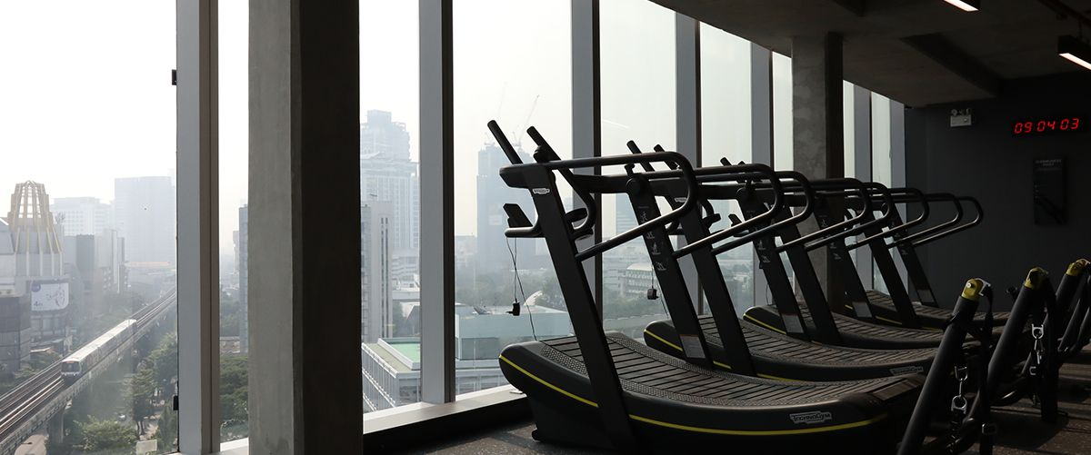 Fitness First Platinum T One Building Cardio