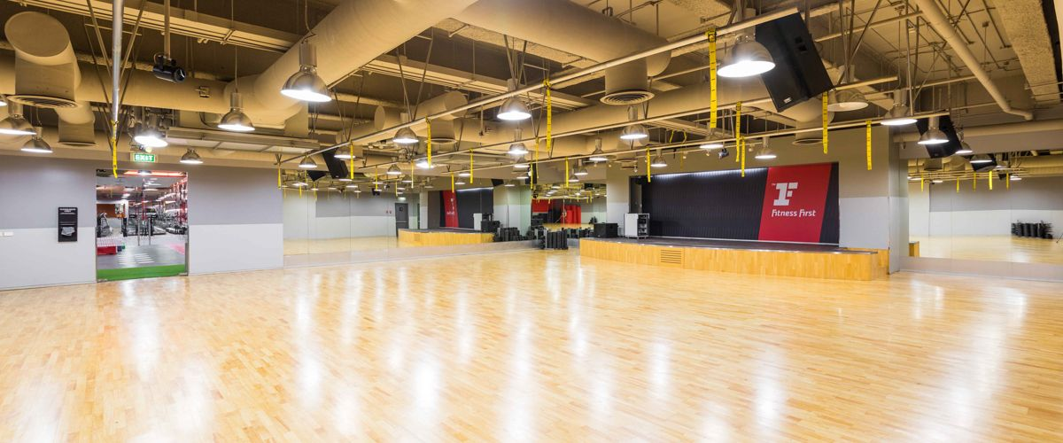 Fitness First Seacon Square Gx Studio