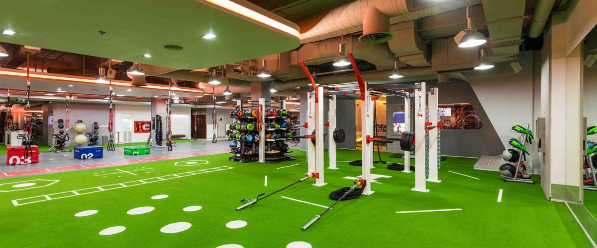 Fitness First Seacon Square Lift Zone