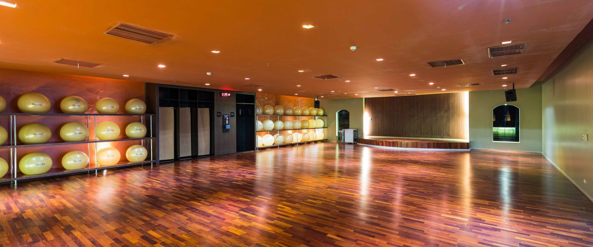 Fitness First Seacon Square Yoga Studio