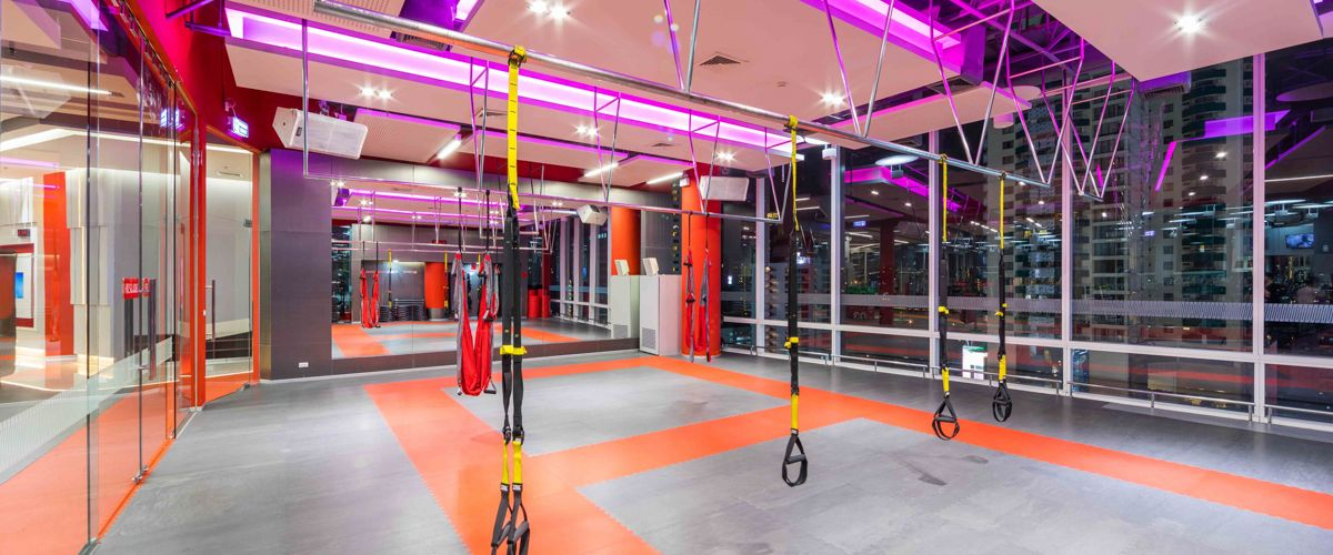 Fitness First Terminal 21 Gx Studio