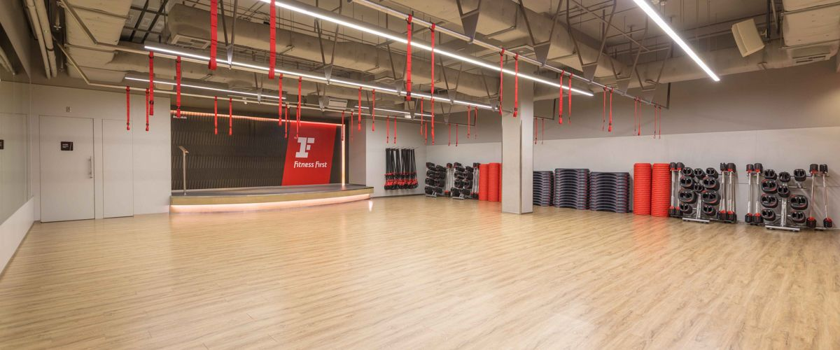 Fitness First Crystal Ramindra Gx Studio