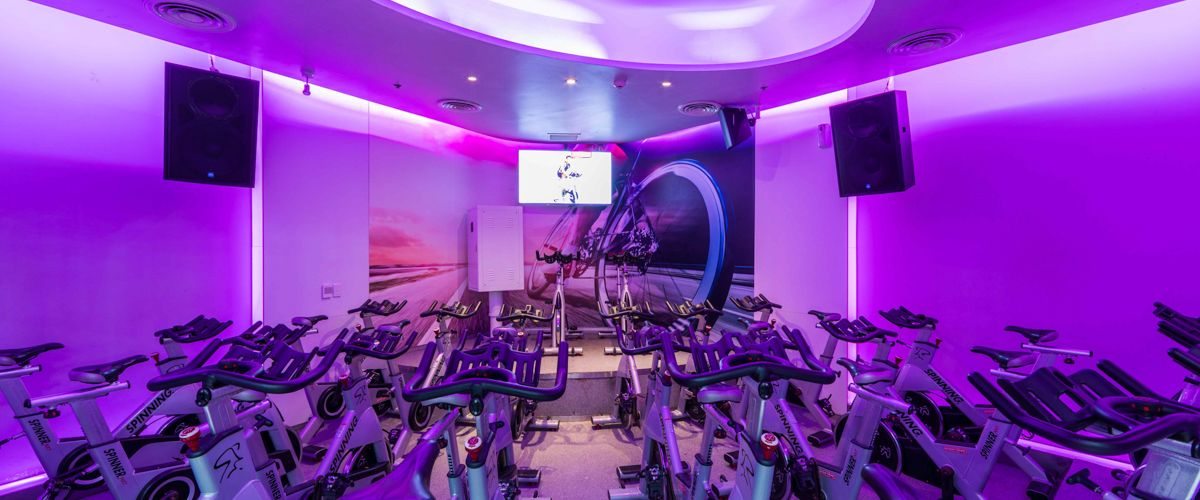 Fitness First The Mall Korat Cycling Studio