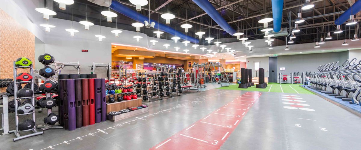 Fitness First The Mall Korat Freestyle Area 2