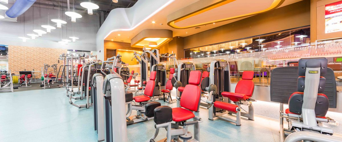 Fitness First The Mall Korat Machine Area